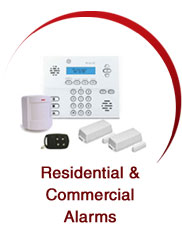 Residential &amp; Commercial Alarms